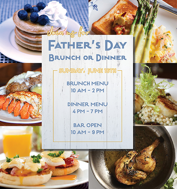 Father's Day Brunch at Tria