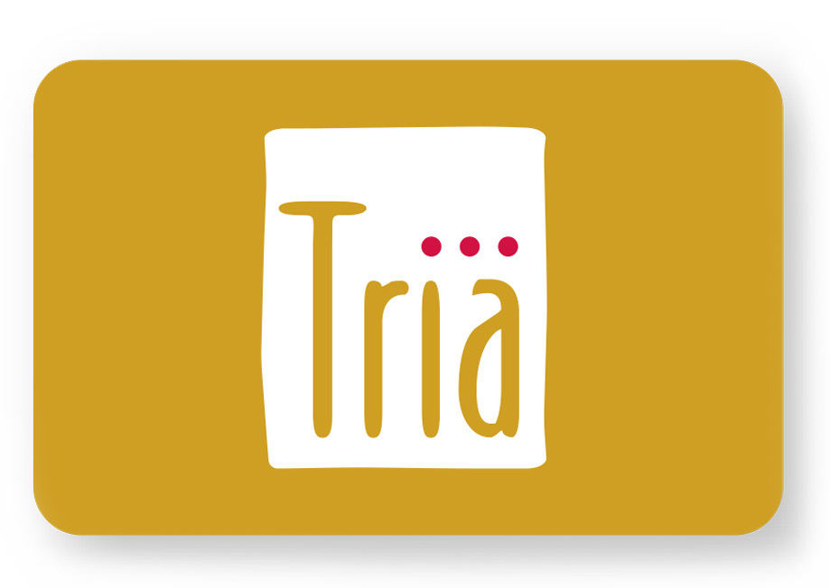 Tria Gift Card New1